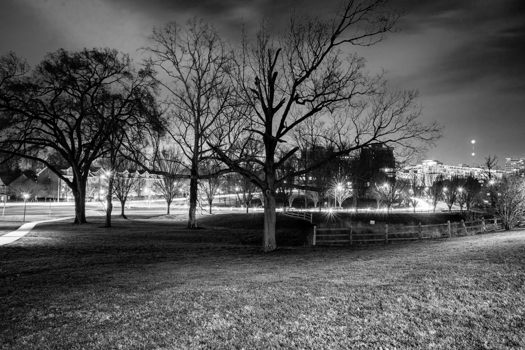 Night Shot with Zeiss 25/2